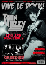VIVE LE ROCK ISSUE 55 - July 2018 - Thin Lizzy, UK Subs, The Cramps, The Alarm..
