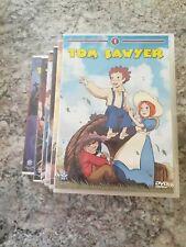 DVD Tom Sayer