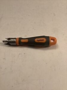 Lyman Outside Chamfer and Deburring Tool 7810222