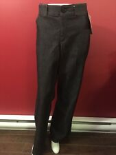 LEE Women's Black Retro Wash Ultimate No-Gap Waist Jeans - Size 12 Medium - NWT