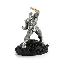Marvel Collection Pewter Limited Edition Thanos the Conqueror Statue FBA Gift