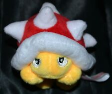 """3.75"""" Spiny Spikey Turtle Bad Guys Super Mario Bros. Brothers Plush Toys Dolls"""