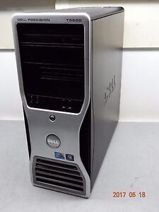 Dell Precision T3500 Workstation Xeon W3680 3.33GHz, 12GB, 500GB, No OS #TQ1159