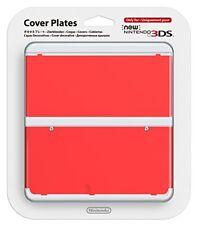 Nintendo Cover Decorativa 3ds Coverplate Rosso B0460641