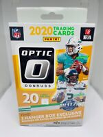 2020 Panini Donruss Optic Football Hanger Box Brand New Sealed