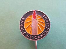 Carols by Candlelight Appeal Badge Maker Parkes Brisbane