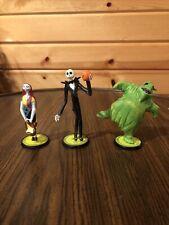 Disney Nightmare Before Christmas Figurine Set