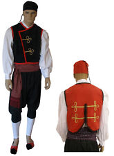 Greek Traditional Costume KYKLADITIS Teens – Men CYCLADES MARK601 Suit Greece