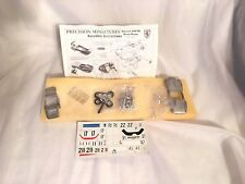 RENAISSANCE  UNBUILT Resin & Metal KIT - Ferrari250 TR''NEW,SEALED,MINT OWN IT
