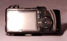 Canon EOS 450D XSi Back Rear Cover Housing + Menu Key LCD Flex OEM CG2-2247-000