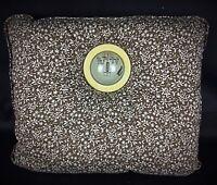 Rare pèse perssone à coussin vintage 1974 Terraillon mécanique 0 à 100 kg