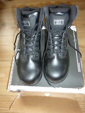 MAGNUM STEALTH FORCE 6.0 LEATHER BOOTS SIZE UK 6 EU 39