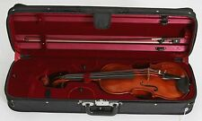 "VA033E Otto A. Glaesel 15 1/2"" Viola Outfit with case & Brazilwood Horsehair Bow"