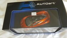 AUTOART: MCLAREN P1 : 1:43 : ORANGE:  NEW!
