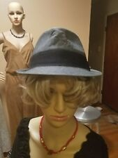 Fedora gray STETSON size small/medium excellent condition