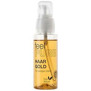 Feel Nature Haargold Sofortpflege Haaröl 50 ml