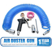9M HEAVY DUTY AIR DUSTER BLOW GUN TRUCK LORRY WAGON VAN DUST CLEAN CLEANING HOSE