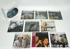 2007 SIMON & GARFUNKEL / JAPAN Mini LP CD x 9 titles + PROMO BOX Set!!