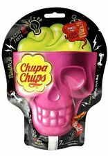 Chupa Chups Skull | Strawberry Lime | Halloween Special Limited Lollies Lolly