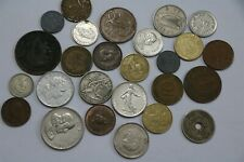 World Coins Useful Lot With Silver B32 M2