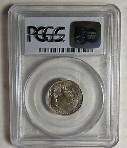 1913P Buffalo Nickel Type 1 PCGS MS64 Older Holder