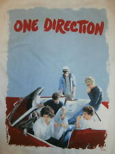 ONE DIRECTION Europe Tour 2013 T-Shirt w/ ZAYN MALIK Harry Styles LIAM PAYNE 1D