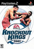 Knockout Kings 2001 (Sony PlayStation 2, 2001)