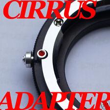 Leica M lens adapter to M4/3 E-P5 E-P3 E-Pl5 E-P2 E-pl3 OM-P E-M5 G6 GF6 G5 GF5