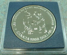 CANADA 1988 UNCIRCULATED  SPECIMEN ***SILVER DOLLAR***