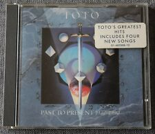 Toto, past to present 1977-1990, CD