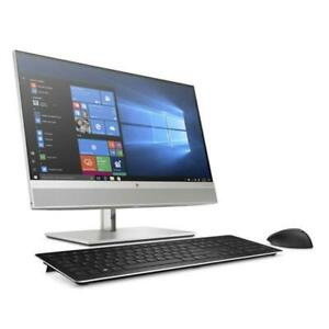 """HP All In One Touch EliteOne 800 G6 23.8"""" i5-10500 16GB 512GB SSD Desktop PC"""