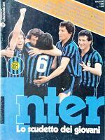 Quaderni de La Gazzetta dello Sport N. 110 - Inter Lo scudetto dei giovani 1980