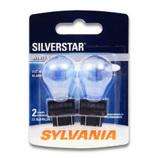 Sylvania SilverStar - 2 Pack - 3057ST Light Bulb Back Up Brake Cornering gj
