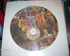 Sgt. Peppers Lonely Hearts Club Band ~ The Beatles Picture Disc LP Germany NEW