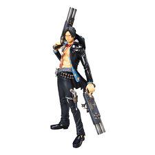 Excellent Model P.O.P One Piece STRONG EDITION Portgas D. Ace Figure MegaHouse