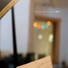 Mike Holober : Balancing Act CD (2016) ***NEW***