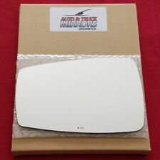 Mirror Glass + Adhesive For Mazda Truck, Mighty Max, Toyota Pickup Driver Side R