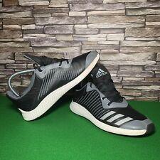 Addidas Size 5 Black & Grey trainers