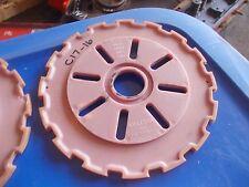 1 Used C1716 Plastic Farmall McCormick Ih Planter Seed Plate C17 16 C 1716
