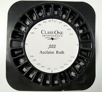 Class One Dental Orthodontic Ceramic Bracket Ortho Brace Roth/MBT 018/022 10Sets