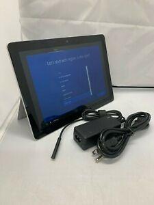 Microsoft Surface Go 64GB, Wi-Fi, 10in - Silver Intel Pentium CPU 1.61 GHz 4GB