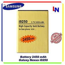 Batteria POTENZIATA 2450mAh SAMSUNG NEXUS i9250 - Più autonomia dell'originale