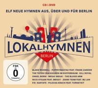 Various - Lokalhymnen-Elf Hymnen aus,Über und für Berlin - CD NEU
