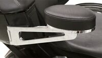 """Rivco Products Adjustable Passenger Armrests for Victory CC 12""""-UP,Chrome VCC094"""