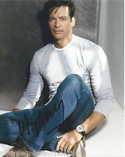 HARRY CONNICK JR. SIGNED AUTHENTIC 8X10 PHOTO w/COA C SINGER AMERICAN IDOL