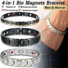 Couple Magnetic Armband Gesundheit Bio Heilende Arthritis Schmuck Geschenk Armre