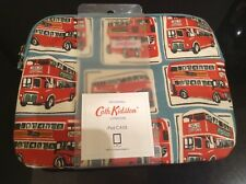 Cath Kidston iPad Custodia/Coperchio Classico Design Rosso Bus Londra 28 x 22cm