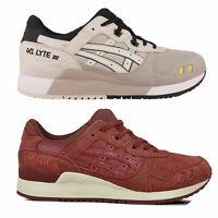 asics Tiger Gel-Lyte III 3 Herren-Sneaker Sport-Schuhe Turnschuhe Halbschuhe NEU