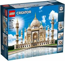 LEGO CREATOR 10256 Taj Mahal (no 10189) Limited Edition - MAR 2018
