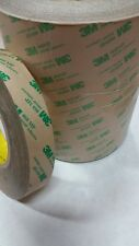 "11"" x 180' / 3M(TM) Adhesive Transfer Tape 468MP Clear / 200MP Adhesive"